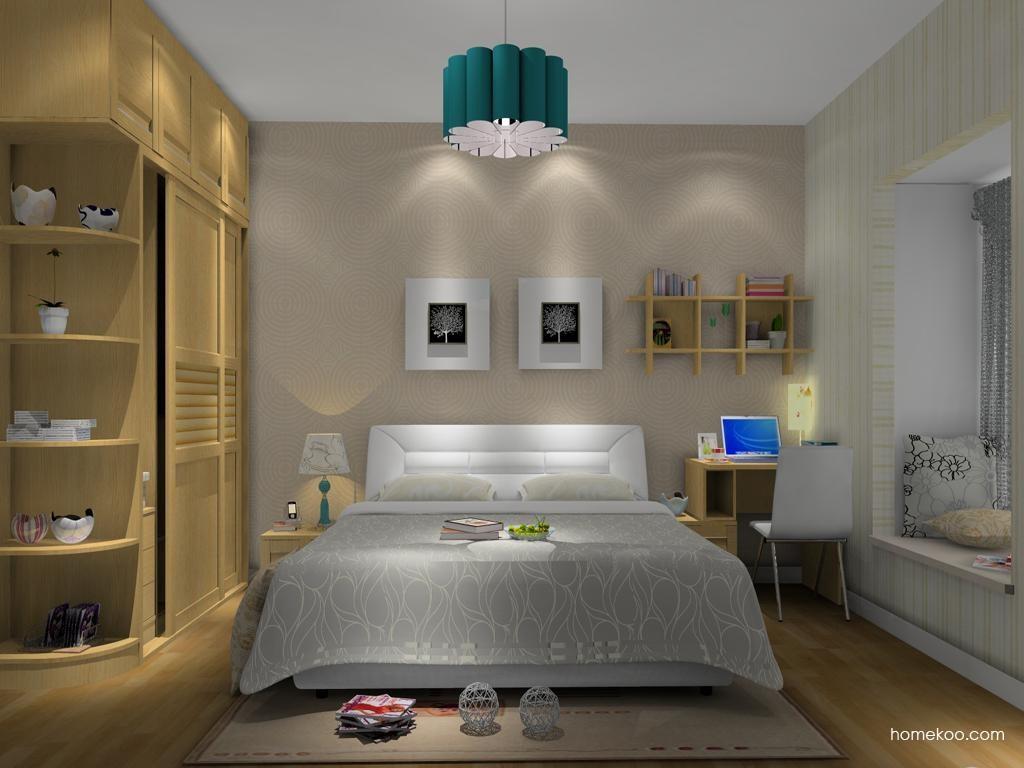 丹麦本色卧房家具A10531