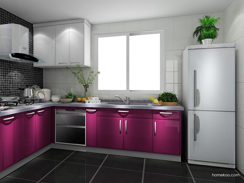 紫晶魅影橱柜F10241