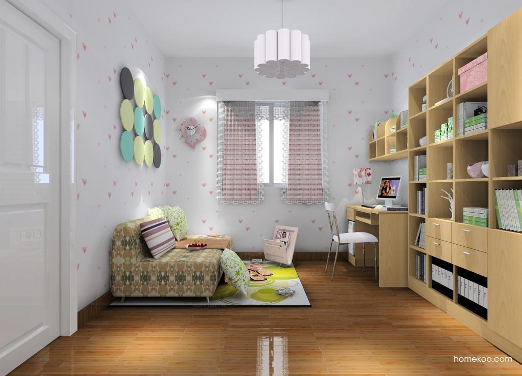 新实用主义书房家具C10413