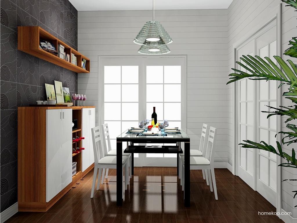 新实用主义餐厅家具E8441