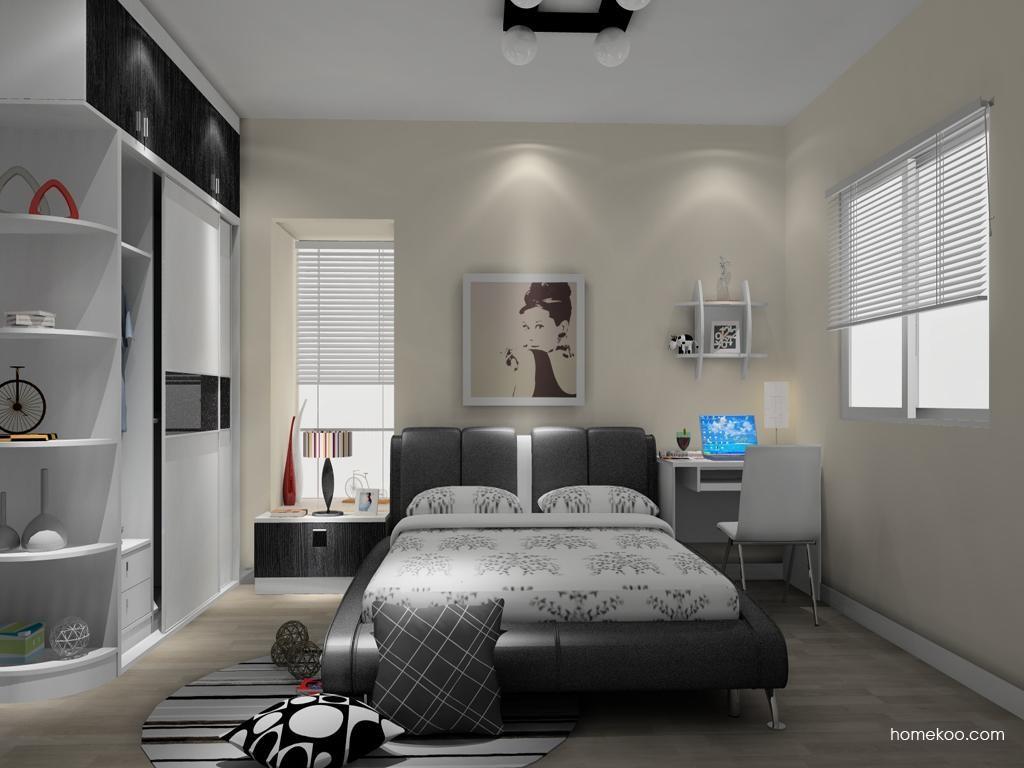 简约主义卧房家具A10575