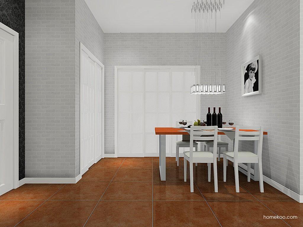 新实用主义餐厅家具E8444