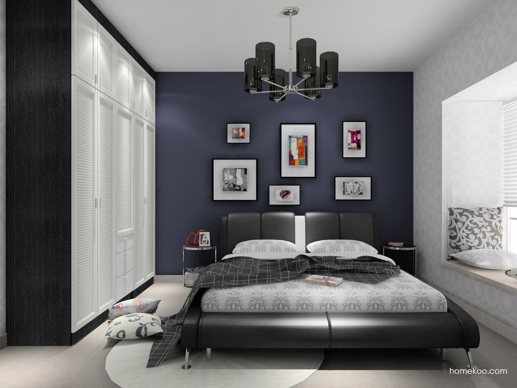 简约主义卧房家具A10590