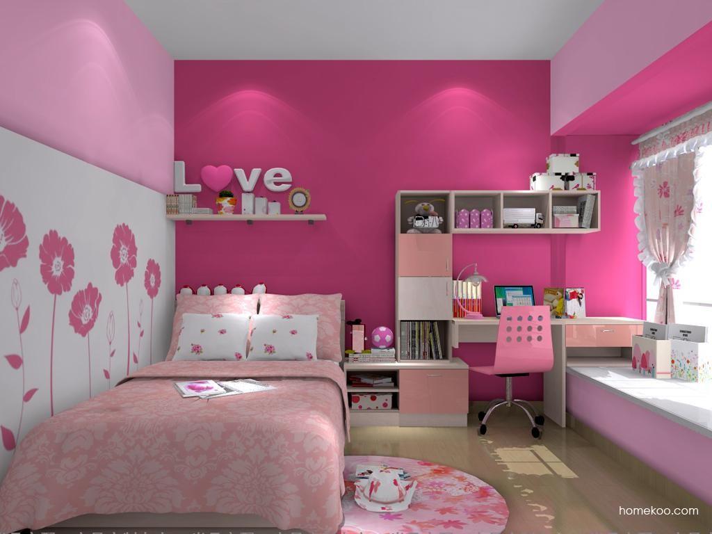 女孩的梦青少年房B10528