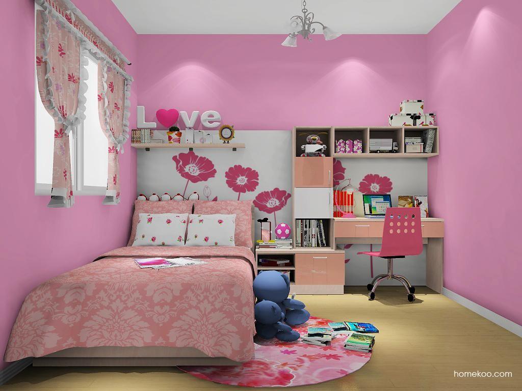 女孩的梦青少年房B10520