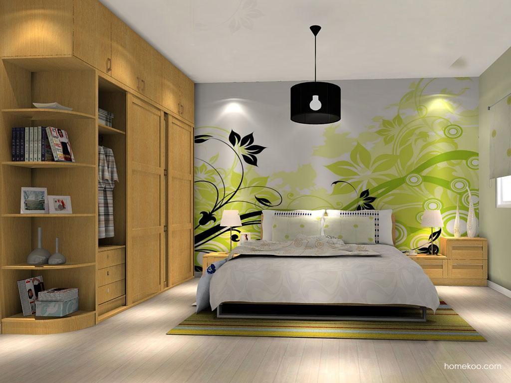 丹麦本色卧房家具A10610