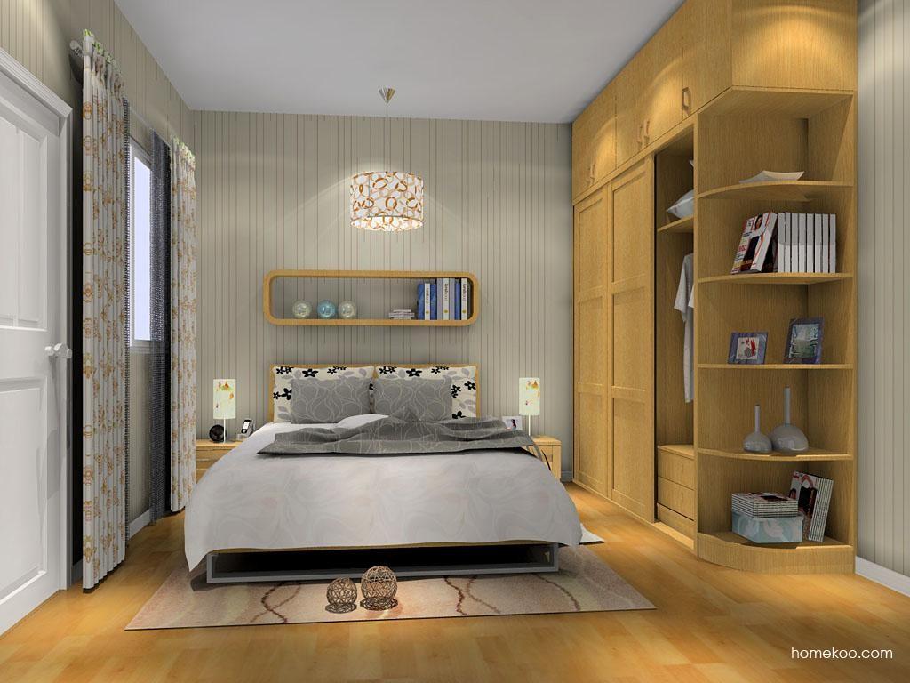 丹麦本色卧房家具A10600