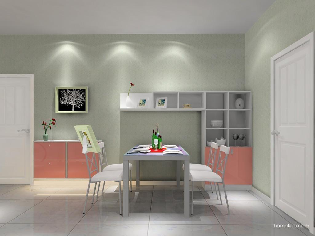 浪漫主义餐厅家具E8449