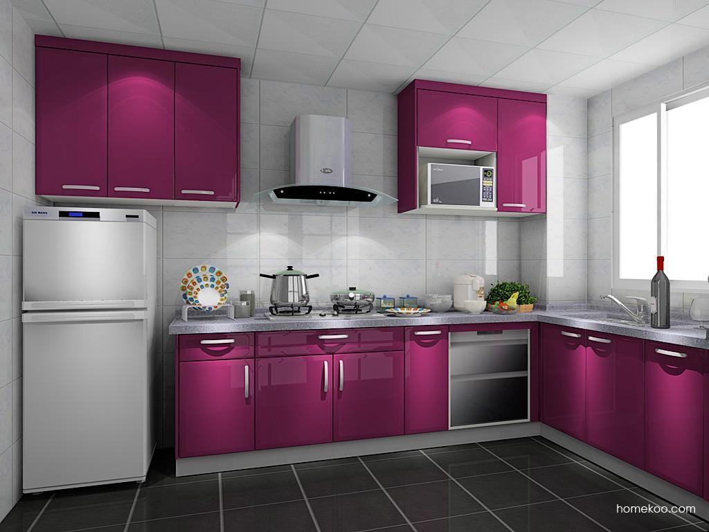 紫晶魅影橱柜F10265