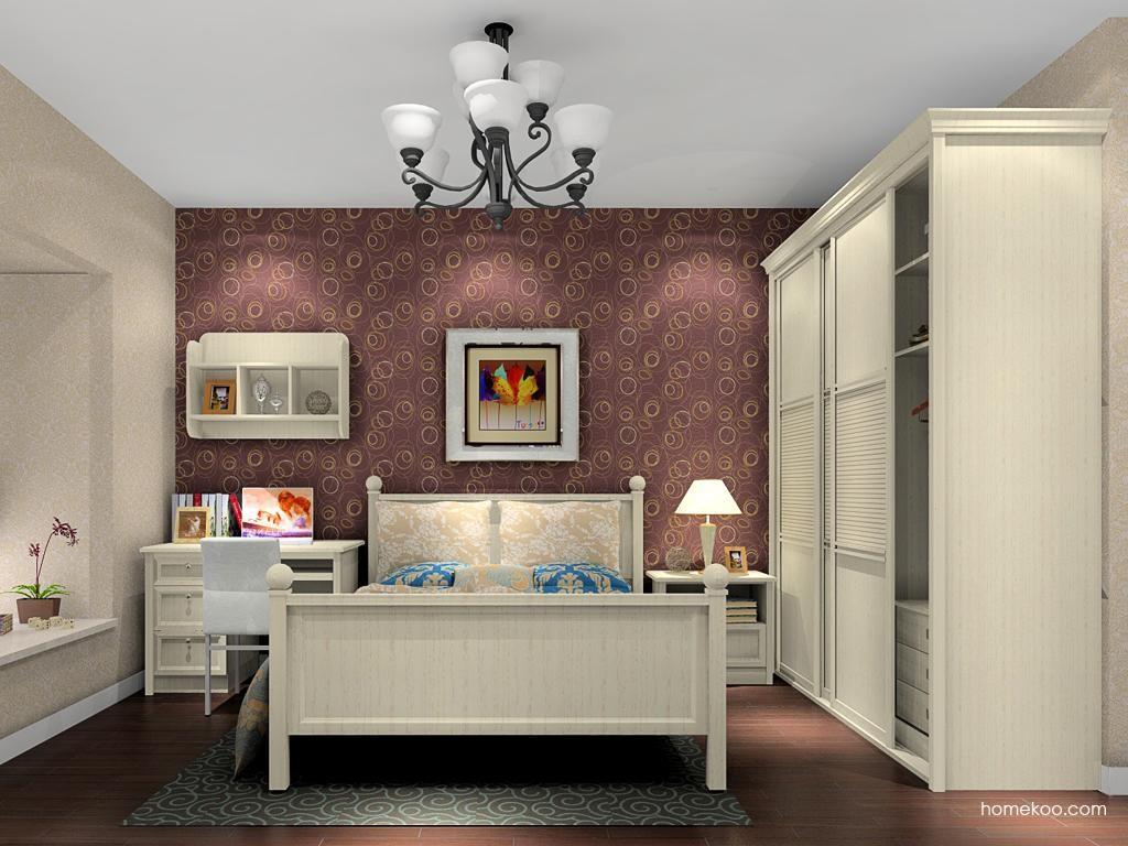 英伦印象卧房家具A10742