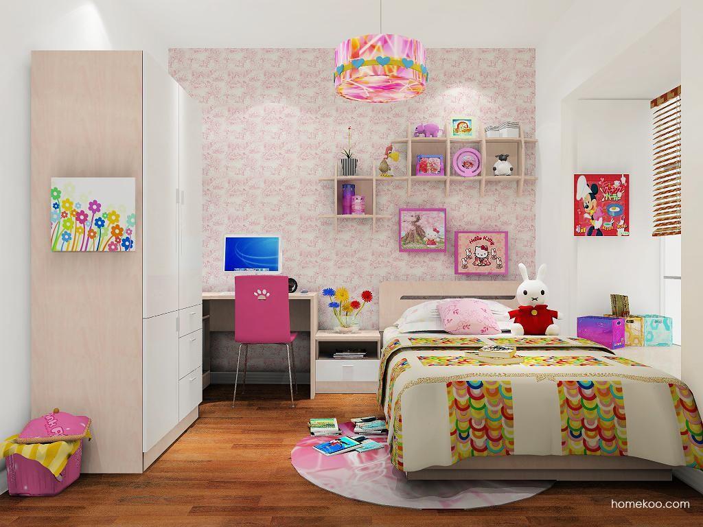 女孩的梦青少年房B10563