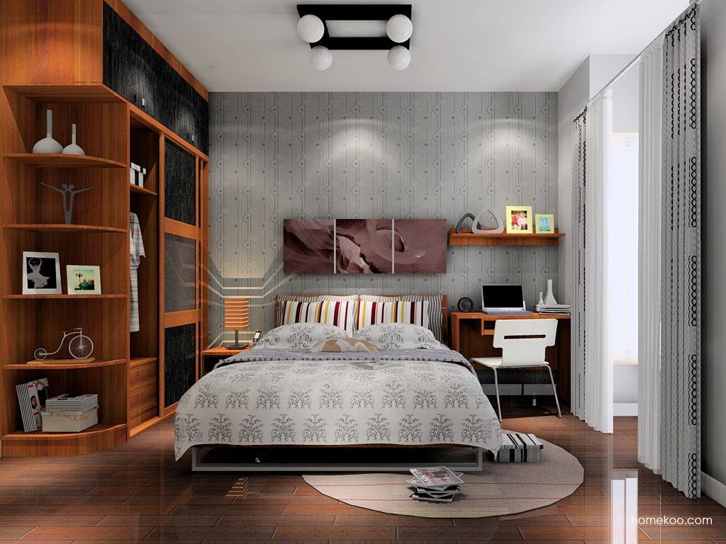 德国森林卧房家具A10739