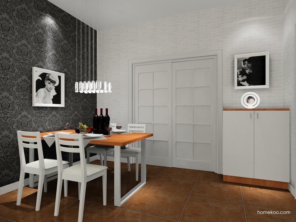 新实用主义餐厅家具E8467