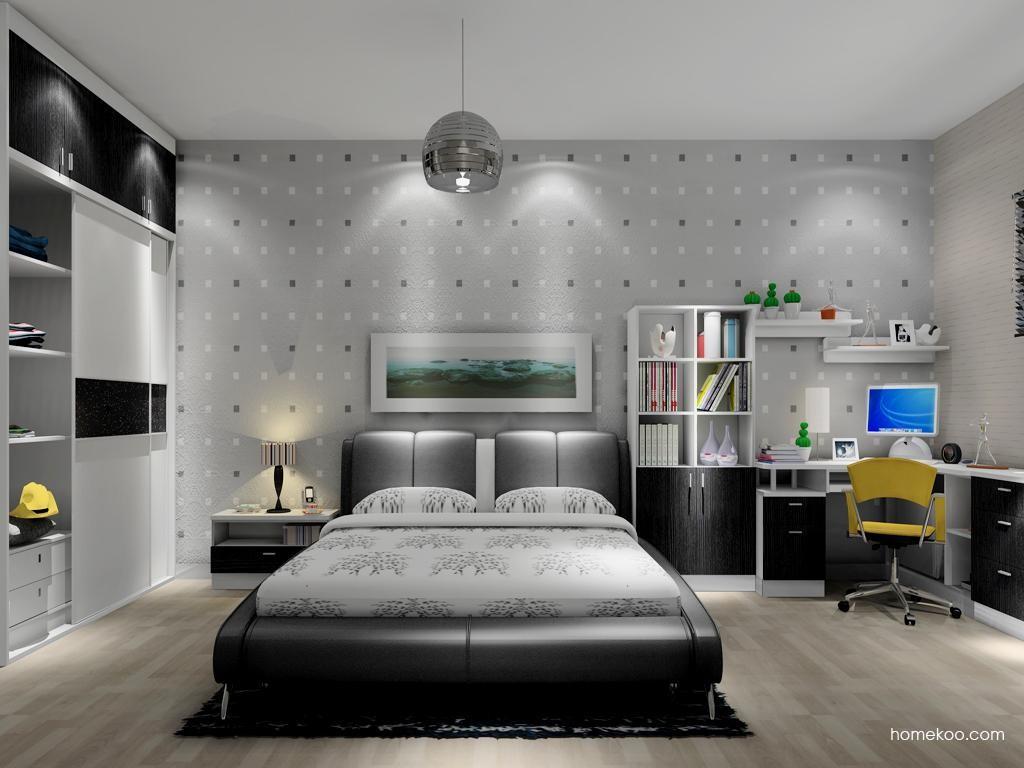 简约主义卧房家具A10671
