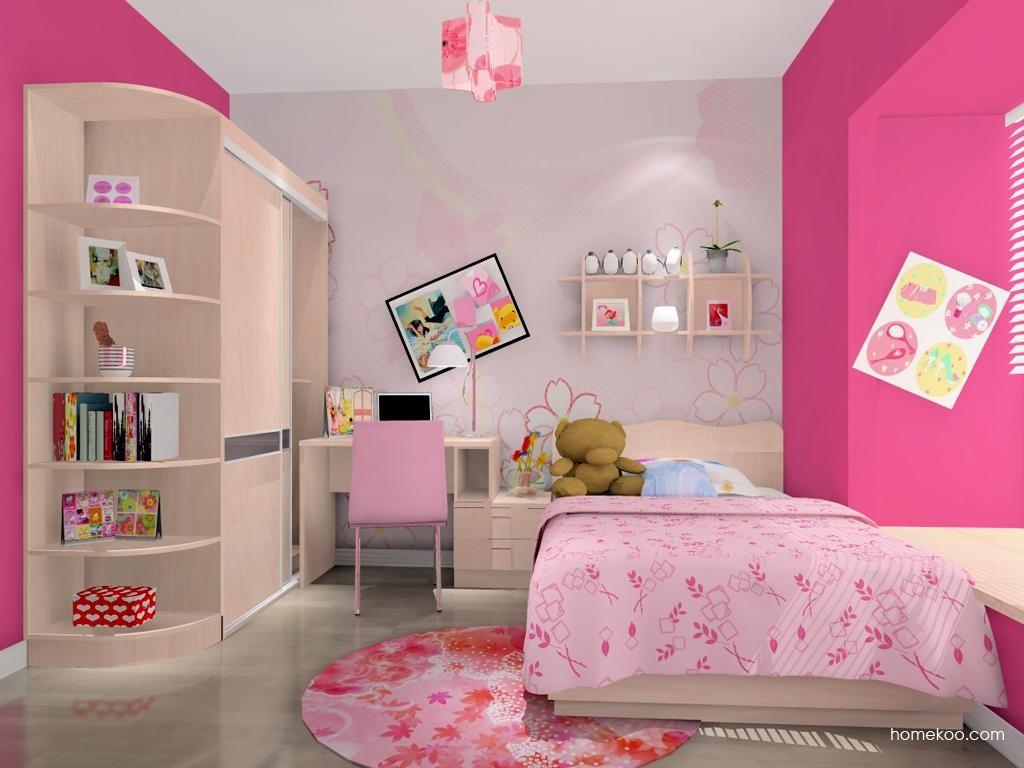 女孩的梦青少年房B10560