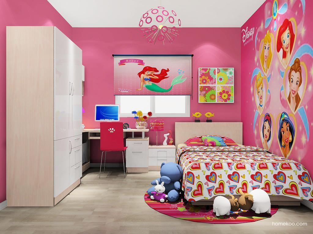 女孩的梦青少年房B10579