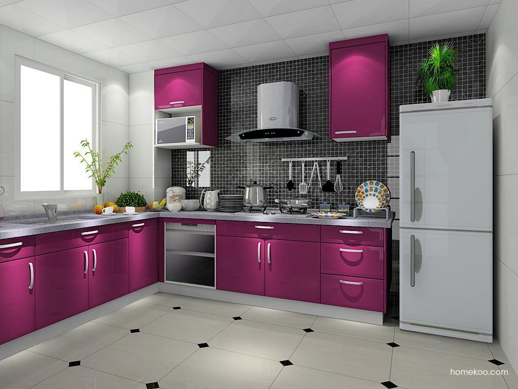 紫晶魅影橱柜F10297