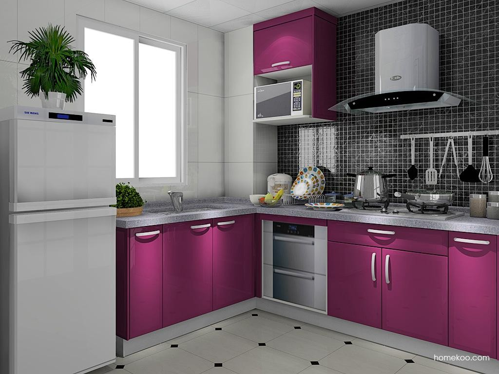 紫晶魅影橱柜F10294