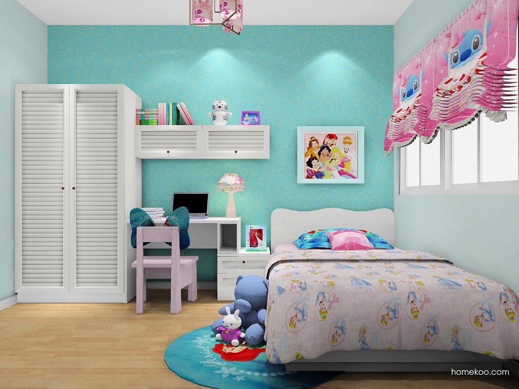 女孩的梦青少年房B10636