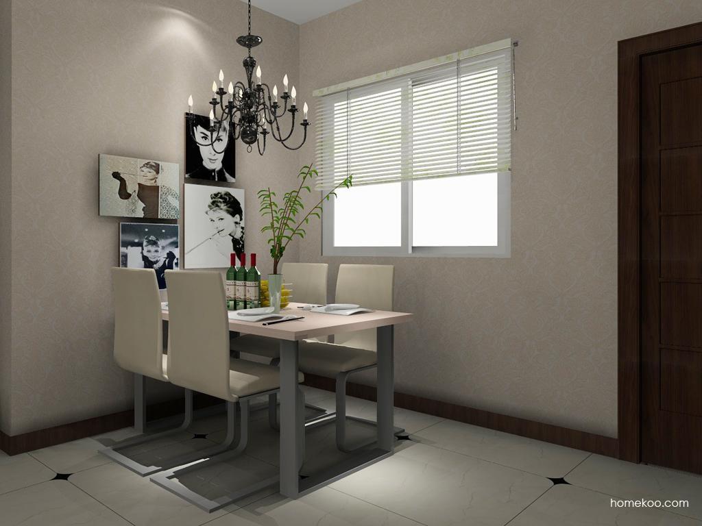 北欧阳光餐厅家具E8503