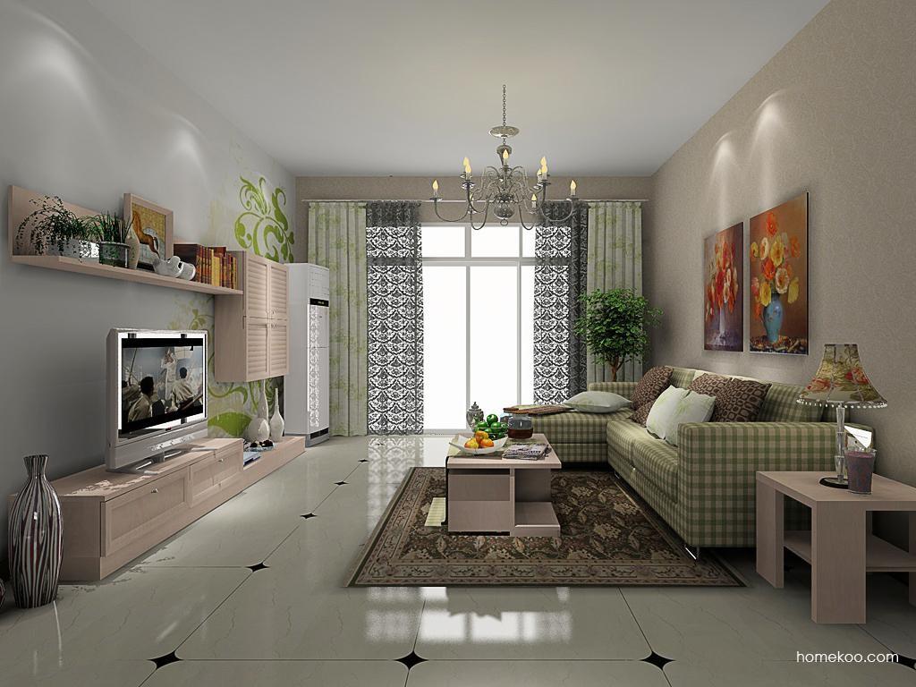 北欧阳光客厅家具D8509