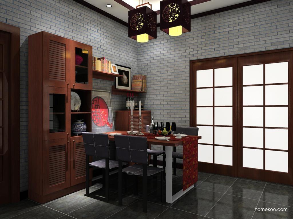 新中式主义家具E8516