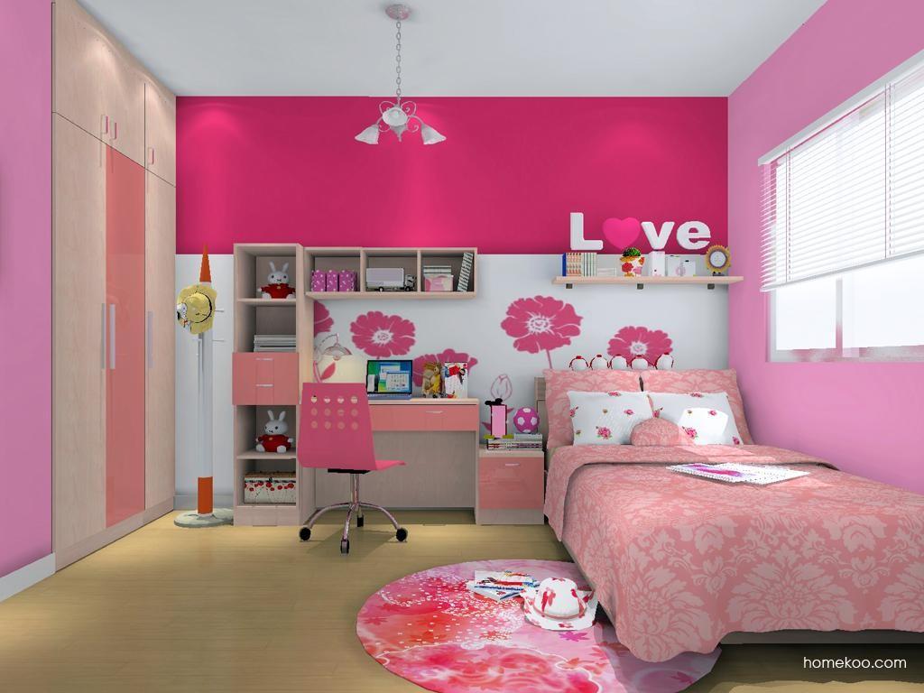 女孩的梦青少年房B10677