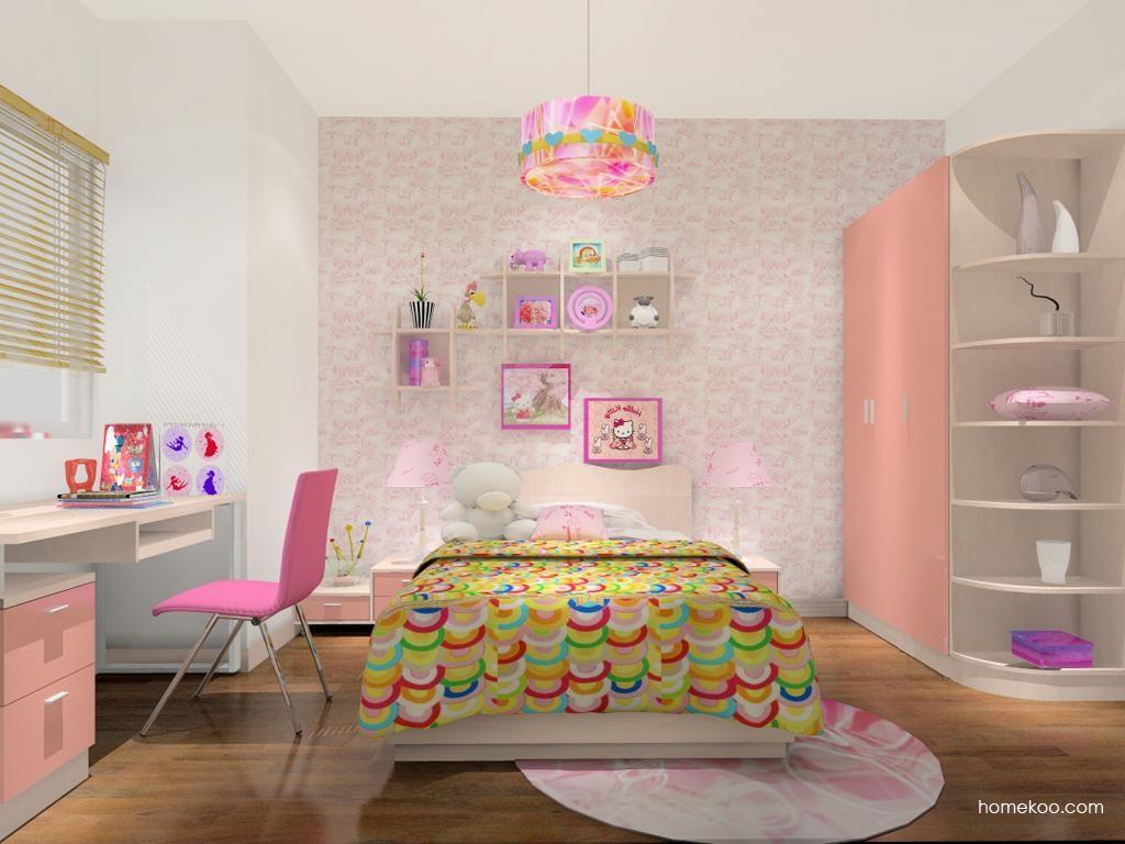 女孩的梦青少年房B10737