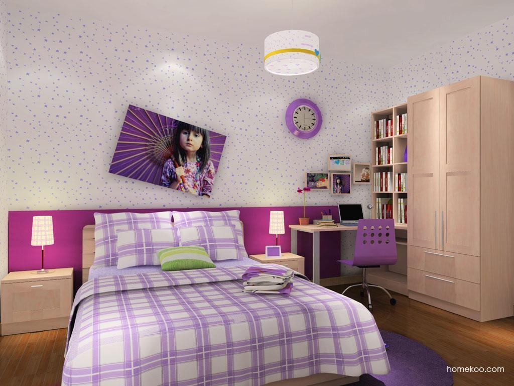 女孩的梦青少年房B10772