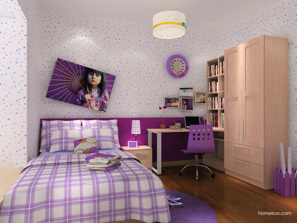 女孩的梦青少年房B10771