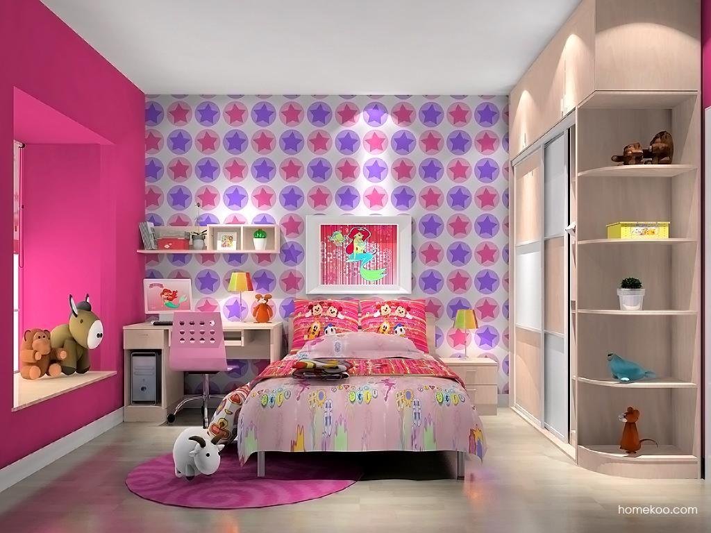 女孩的梦青少年房B10757