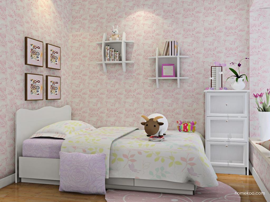 女孩的梦青少年房B10744