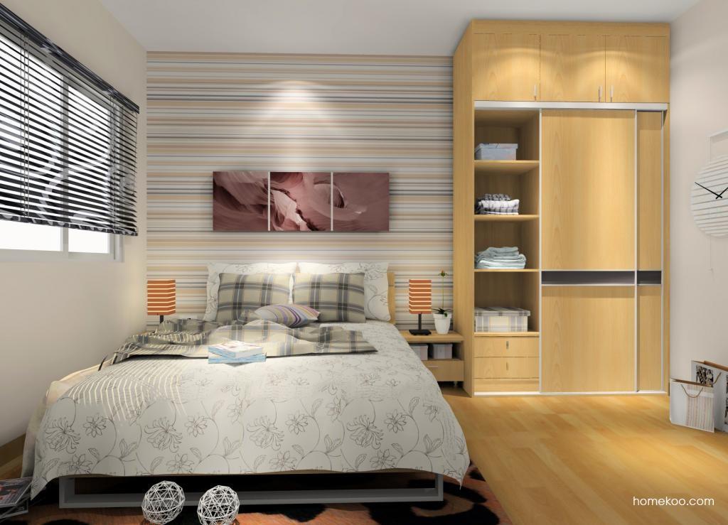 新实用主义卧房家具A11018