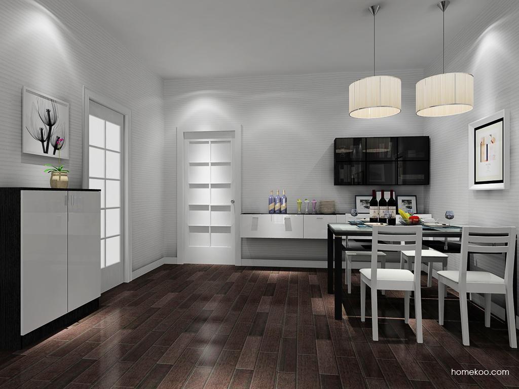 新实用主义餐厅家具E8530