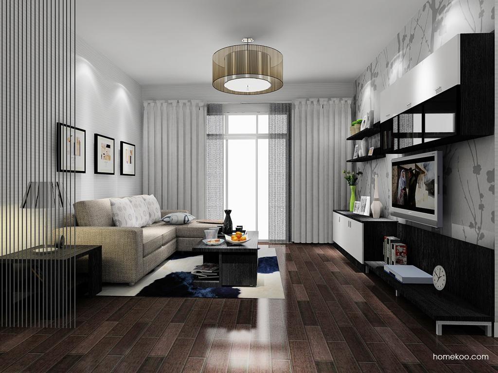 新实用主义客厅家具D8537