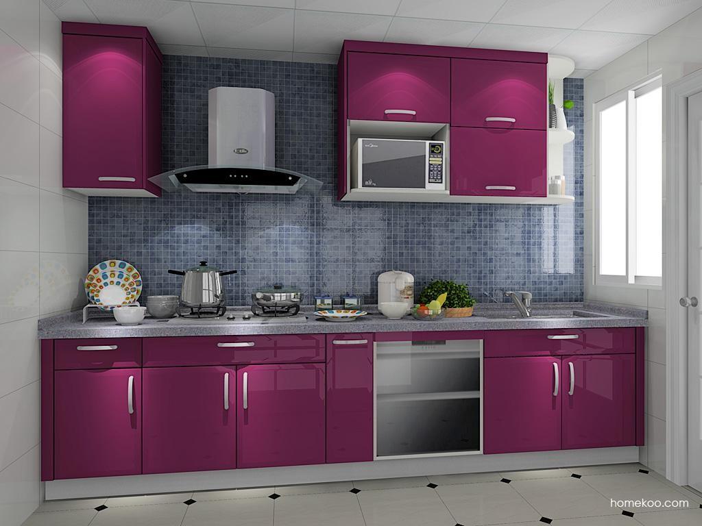 紫晶魅影橱柜F10360
