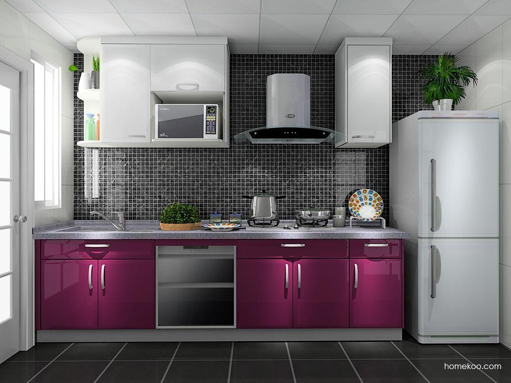 紫晶魅影橱柜F10359