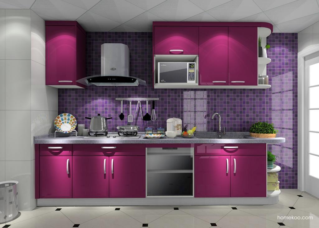 紫晶魅影橱柜F10369