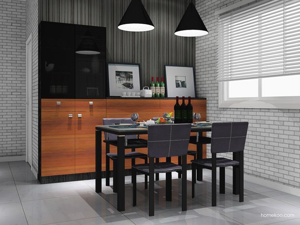 德国森林餐厅家具E8537