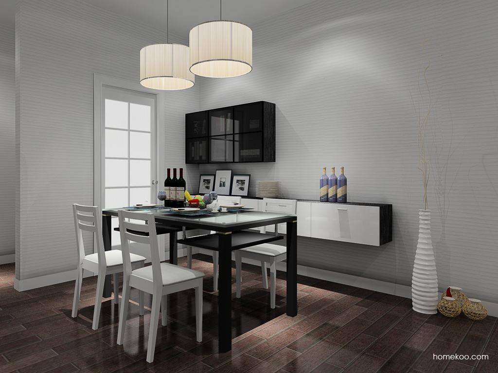 新实用主义餐厅家具E8531