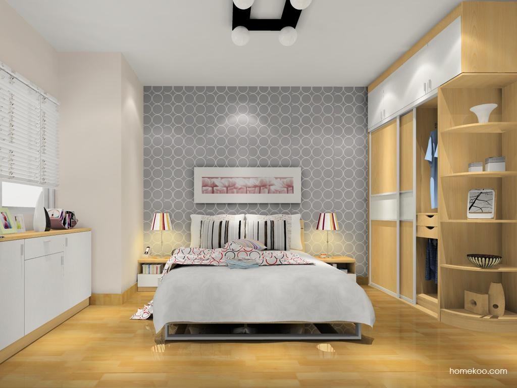 新实用主义卧房家具A11069
