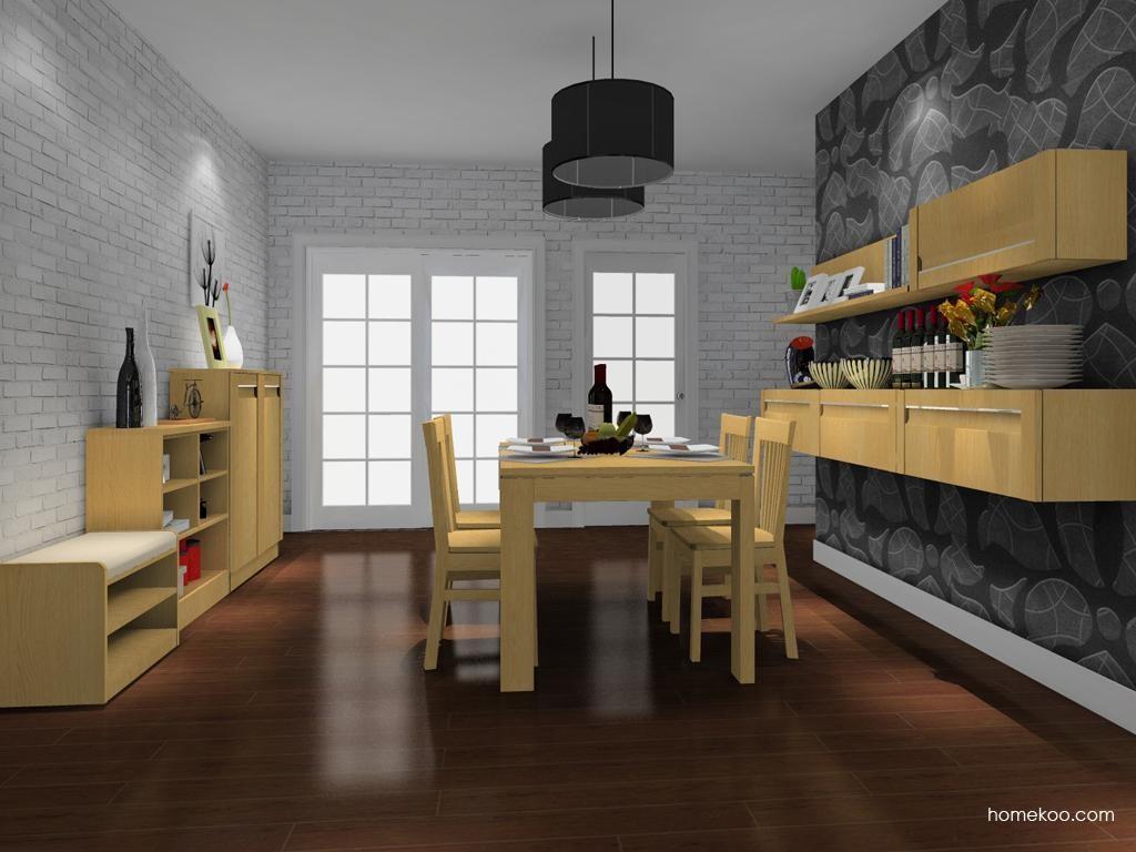 丹麦本色餐厅家具E8567