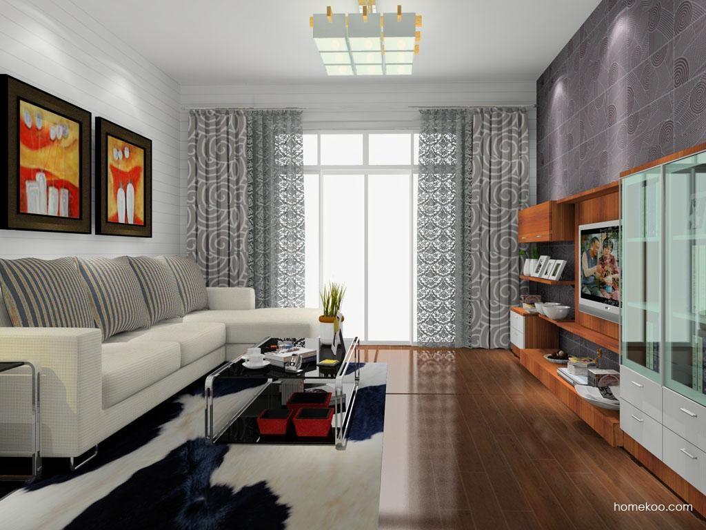 新实用主义客厅家具D8568