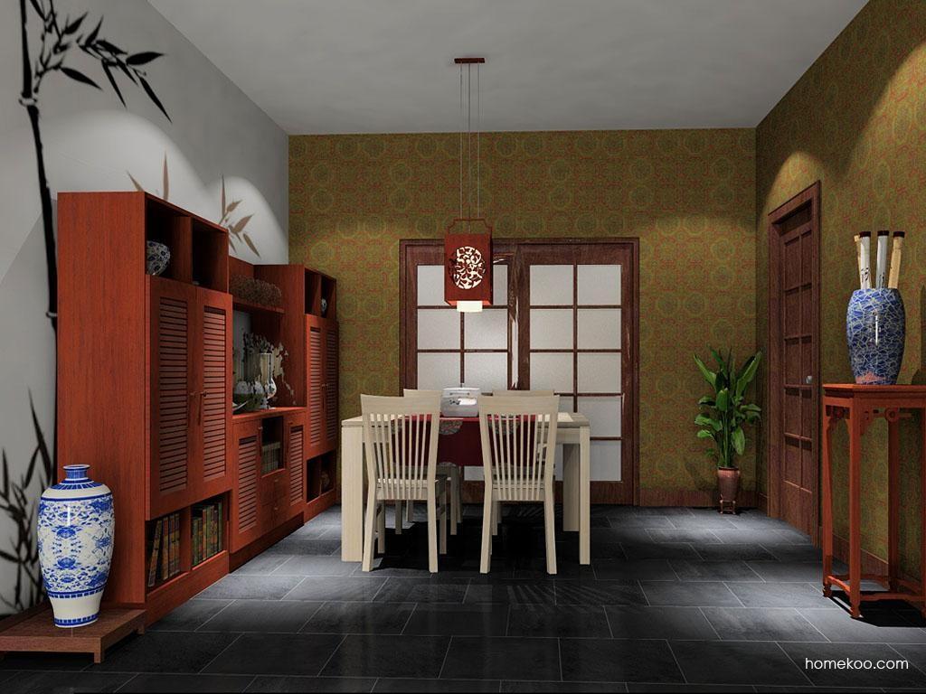 新中式主义家具E8565