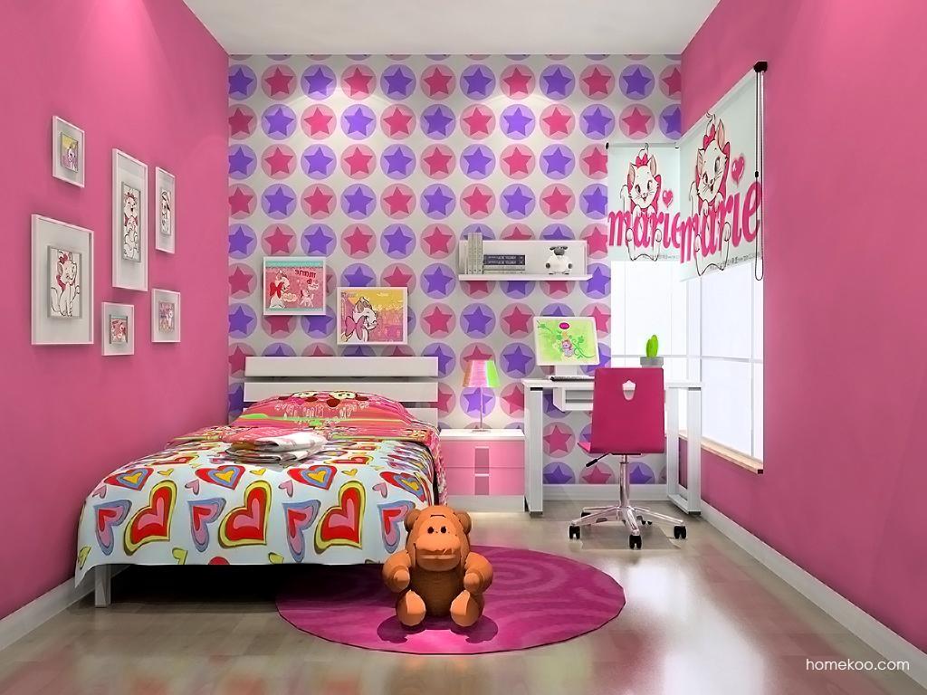 女孩的梦青少年房B10917