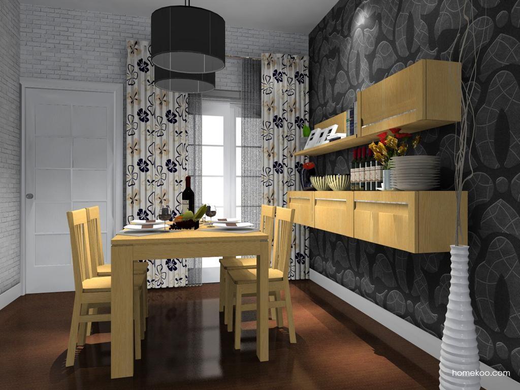 丹麦本色家具E8566
