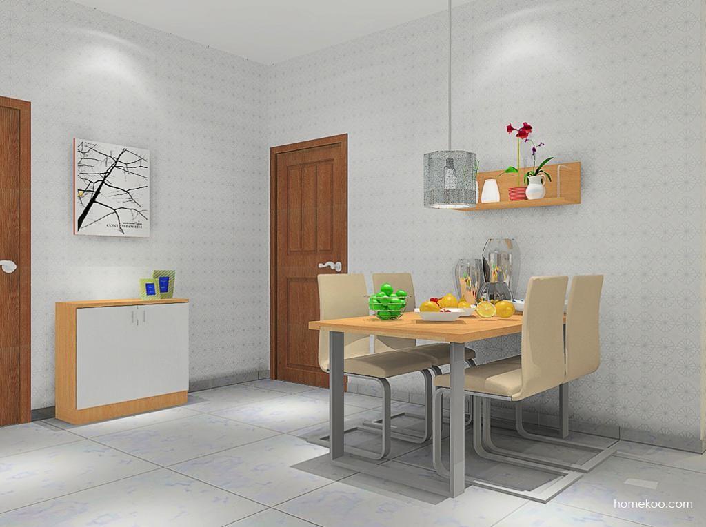 新实用主义餐厅家具E8569