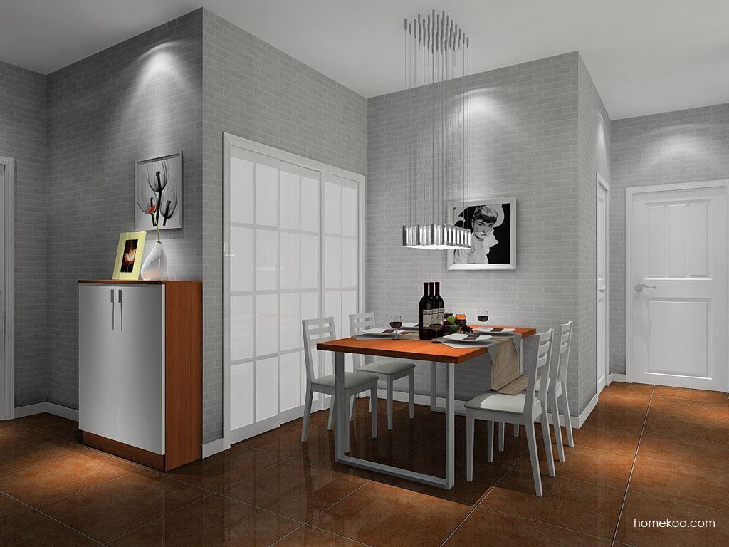 新实用主义餐厅家具E8576