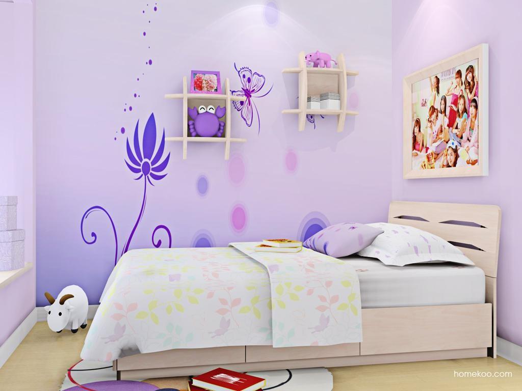 女孩的梦青少年房B10973