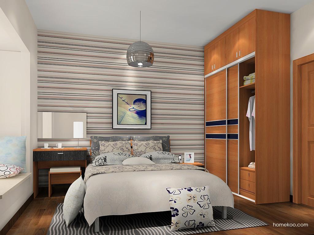 新实用主义卧房家具A11213